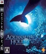 Aquanaut's Holiday: Kakusareta Kiroku Pack Shot