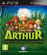 Arthur and the Revenge of Maltazard Pack Shot
