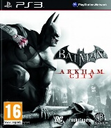 Batman: Arkham City Pack Shot