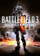 Battlefield 3: Back to Karkand Pack Shot