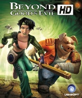 Beyond Good & Evil HD Pack Shot