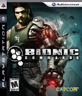 Bionic Commando Pack Shot