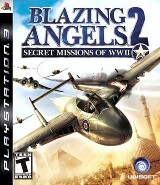 Blazing Angels 2: Secret Missions of WWII Pack Shot