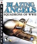Blazing Angels: Squadrons of WWII Pack Shot