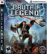 Brutal Legend Pack Shot