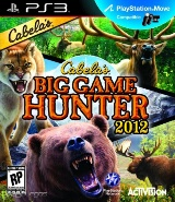 Cabela's Big Game Hunter 2012 Pack Shot