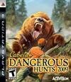 Cabela's Dangerous Hunts 2009 Pack Shot