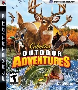 Cabela's Outdoor Adventures 2009 Pack Shot