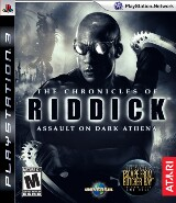 Chronicles of Riddick: Assault on Dark Athena Pack Shot