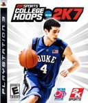 College Hoops 2K7 Pack Shot