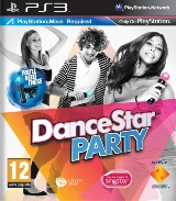 DanceStar Party Pack Shot