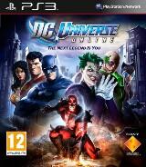 DC Universe Online Pack Shot