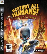 Destroy All Humans! Path of the Furon Pack Shot