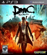 DmC Devil May Cry Pack Shot
