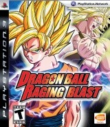 Dragon Ball: Raging Blast Pack Shot