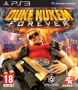 Duke Nukem Forever Pack Shot