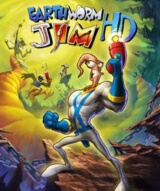 Earthworm Jim HD Pack Shot