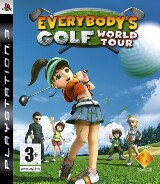 Everybody's Golf World Tour Pack Shot