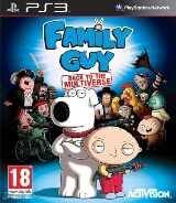 Family Guy: Back to the Multiverse Pack Shot