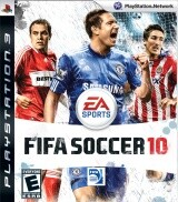 FIFA 10 Pack Shot