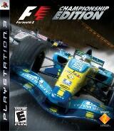 Formula One Championship Edition Pack Shot