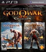 God of War Collection: God of War II Pack Shot