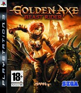 Golden Axe: Beast Rider Pack Shot