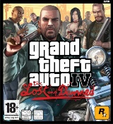 Grand Theft Auto 4: The Lost and Damned Pack Shot