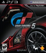 Gran Turismo 5 Pack Shot
