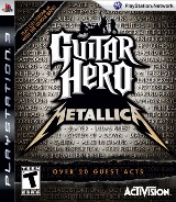 Guitar Hero Metallica Pack Shot