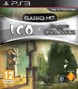 Ico and Shadow of the Colossus: The Collection Pack Shot