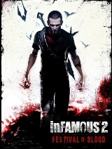 inFamous 2: Festival of Blood Pack Shot
