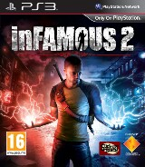 inFamous 2 Pack Shot