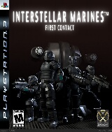 Interstellar Marines Pack Shot