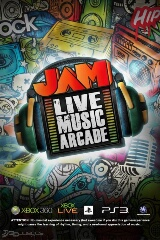 JAM Live Music Arcade Pack Shot