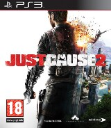 Just Cause 2 Pack Shot