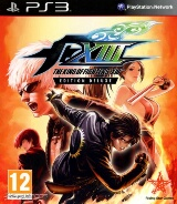 King of Fighters XIII Pack Shot