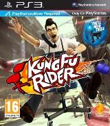 Kung Fu Rider Pack Shot