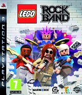 Lego Rock Band Pack Shot