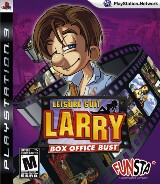 Leisure Suit Larry: Box Office Bust Pack Shot