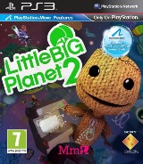 LittleBigPlanet 2 Pack Shot