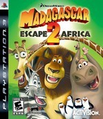 Madagascar: Escape 2 Africa Pack Shot