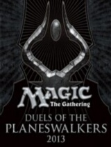 Magic: The Gathering - Duels of the Planeswalkers 2013 Pack Shot
