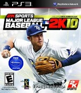 Major League Baseball 2K10 PlayStation 3