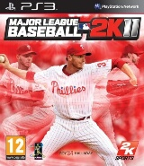 Major League Baseball 2K11 Pack Shot