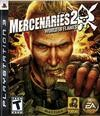Mercenaries 2: World in Flames Pack Shot
