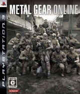 Metal Gear Online Pack Shot
