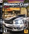 Midnight Club: Los Angeles Pack Shot