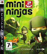 Mini Ninjas Pack Shot
