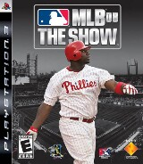 MLB 08: The Show Pack Shot